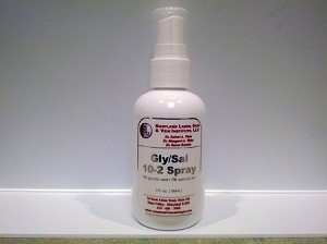 Gly-Sal Spray